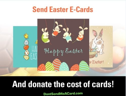 Easter E Cards