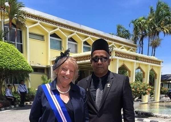 Datuk Sue And Dr Sen