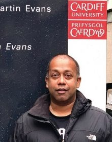 Dr Sen At Cardiff
