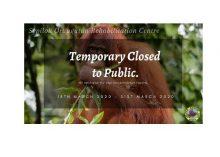 Sepilok Closed Home Page