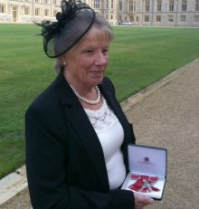 Sue Receiving Mbe C