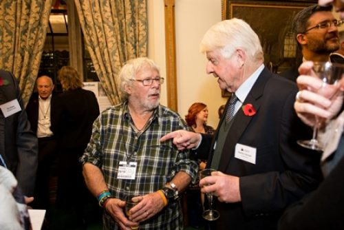 Bill Oddie & Stanley Johnson