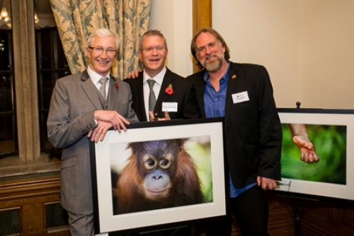 Paul  Andrew Rosindell And Jacha With Print 1 2