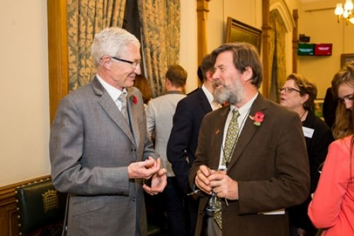 Paul O'Grady & Ian Redmond