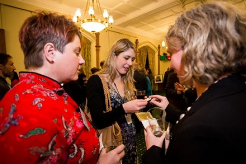 Rosalie  Susan Cheyne And Alexndra Palmer 2 1