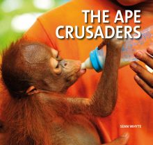 The Ape Crusaders cover