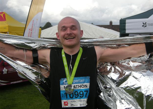 In 2012 David Faulkner will be running an incredible 6 Marathons in 6 Days!