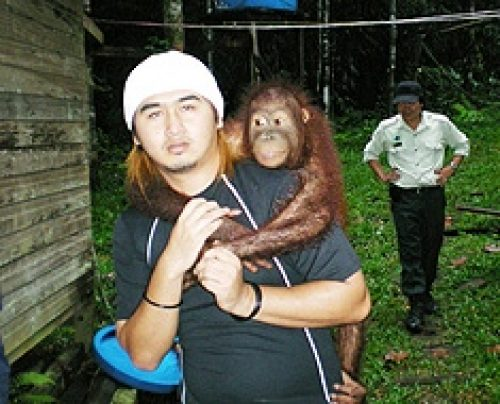 Tompong Carried Into Tabin