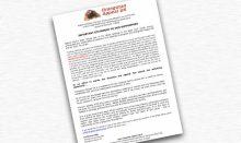 Statement letter