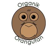 Organik Orangutan logo