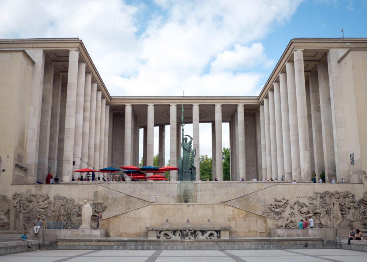 パリ市立近代美術館Muséed'Art M...