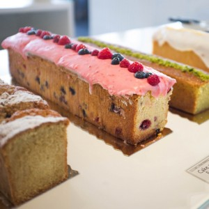 Rose Bakery: Tea Break in Le Bon Marché
