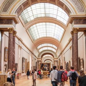 French King's Castle - Musée du Louvre