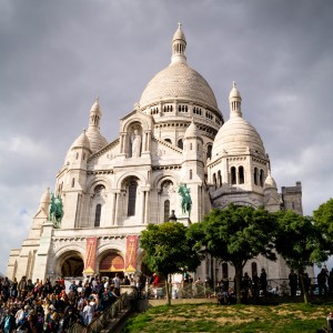 5 romantic places  In Montmartre