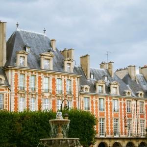 Le Marais เลอมาเรส์ ย่านสุดชิคใจกลางปารีส