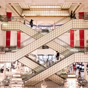 Top 5 department stores