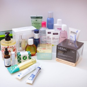French Cosmetics Top 20