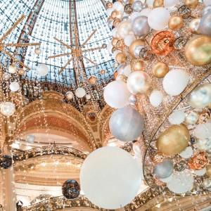 Paris Department Store X Christmas