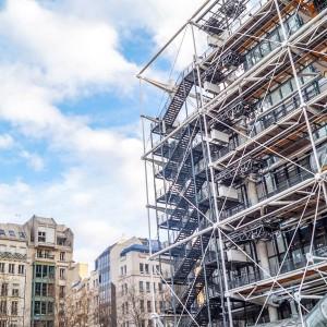龐畢度藝術中心 Centre Georges Pompidou