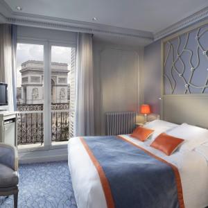 伊特萊爾輝煌飯店 Hotel Splendid Etoile - 凱旋門景觀旅館