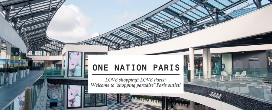 ONE NATION - OUTLET IN VERSAILLES | O\'Bon Paris | Easy to be Parisian