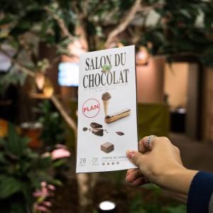 2016 巴黎巧克力沙龍展