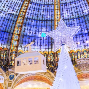 GALERIE LAFAYETTE CHRISTMAS