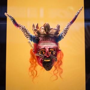 非西方世界的藝術空間 - MUSEE DU QUAI BRANLY  布朗利碼頭博物館