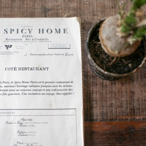 LE SPICY HOME, BRUNCH PARIS