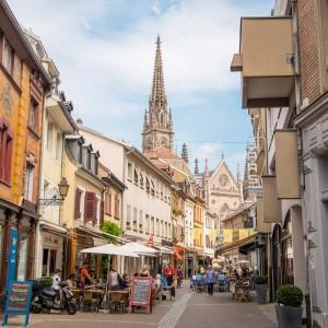 阿尔萨斯小城 ─ 米卢斯 Mulhouse