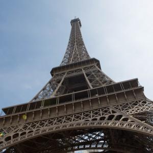 Eiffel Tower หอไอเฟล สัญลักษณ์อันดับ 1 กลางกรุงปารีส