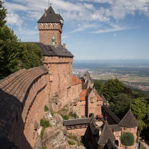 Istana Haut-Koenigsbourg