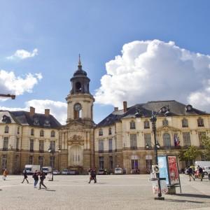 Thành phố Rennes