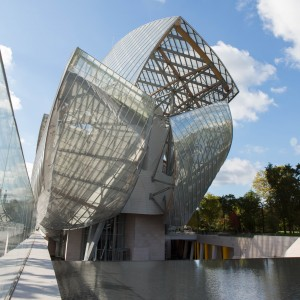 FOUNDATION LOUIS VUITTON 路易威登基金會