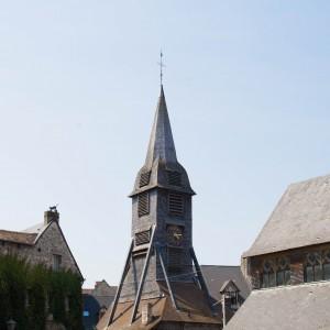 Honfleur翁弗勒爾-如詩如畫的小港鎮