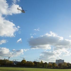 HELIPASS - Trải nghiệm ngồi trực thăng thú vị
