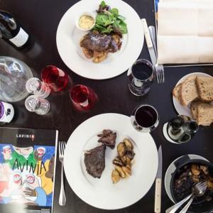 LAVINIA 紅酒專賣店&法式餐廳