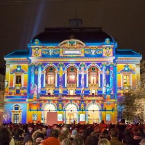 2017里昂灯光节 La Fête des Lumières