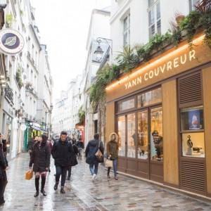 YANN COUVREUR:巴黎最好吃的甜點