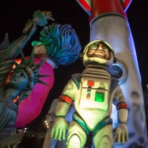 NICE CARNIVAL เทศกาลเฉลิมฉลองประจำปีที่นีซ