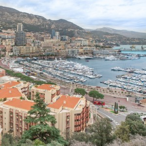 地中海畔的小国:摩纳哥