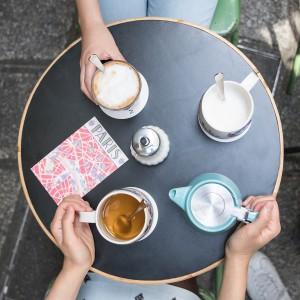 巴黎絕美乾燥花咖啡廳: MAISON SAUVAGE