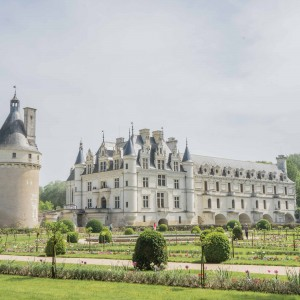 法国女性城堡:舍侬索堡