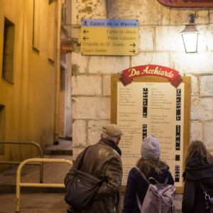 Nhà hàng 90 tuổi ACCHIARDO (Nice)
