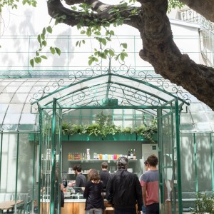 MUSEE DE LA VIE ROMANTIQUE : ROMANTIC MUSEUM CAFE IN PARIS