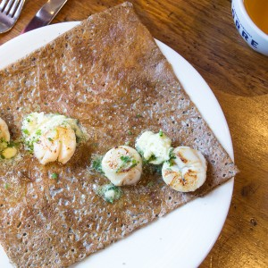 LE CORPS DE GARDE : BRETON CREPES AT SAINT-MALO