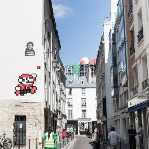 瑪黑區街頭藝術
