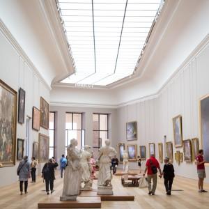 PETIT PALAIS : Exhibition of Impressionists