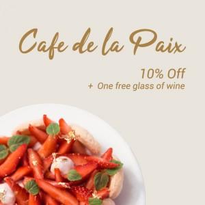 Café de la Paix: QUE TAL UMA PAUSA PARA UM CAFEZINHO?