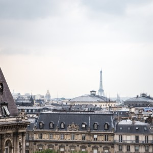 LE PERCHOIR MARAIS : ROOFTOP BAR, EIFFEL TOWER'S NIGHT VIEW OF PARIS